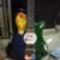 Zoli hand-made gitárja by Sasvári Géza