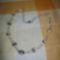 54 virágos lámpagyöngy nyaklánc