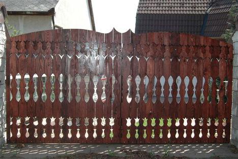 fa kerítés minták 4