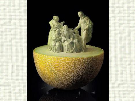 Művészi gyümölcshámozás 7
