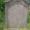 Régi síremlék 1854.