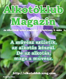 Alkotóklub magazin