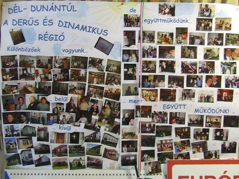 A Dél-Dunántúli régió derűs és dinamikus életképei