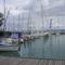 Balatonfüredi kikötőnél