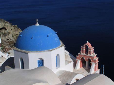 Kék kupola