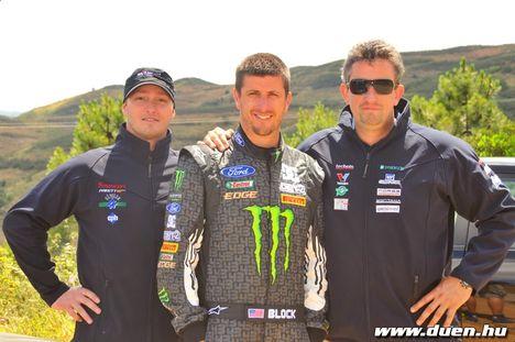 Portugal Rally 2010 nem amatőrök