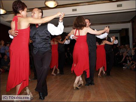 salsa tánc, ahogy Torontóban nyomják - 01