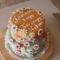 Köszönet torta