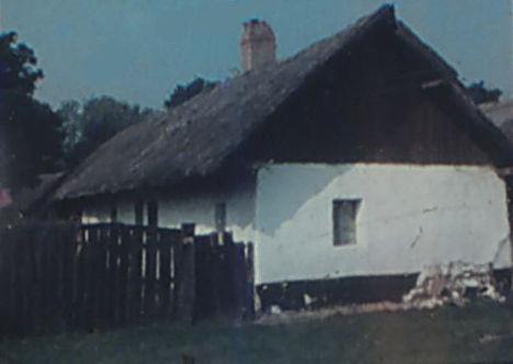 Régi babóti ház