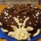 Lúdláb torta lányom névnapjára(Zsanett)