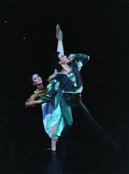 ifj. Nagy Zoltán táncol