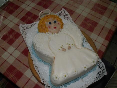 Angyalka torta