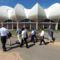 Foci VB 2010 stadionok - a Nelson Mandela Bay Stadion