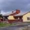A péri Takarékszövetkezet és Posta épülete