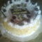 Fekete erdei torta