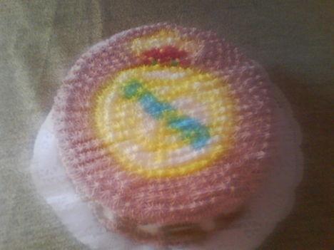 Real Madridos torta