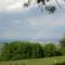 Szabadság hegy - panoráma7 szivárvánnyal