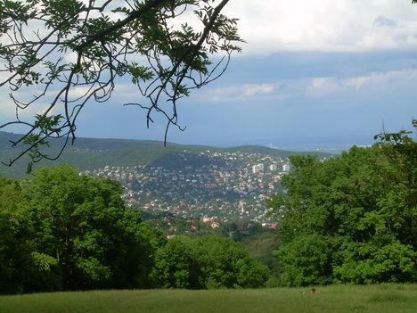 Szabadság hegy - panoráma 2