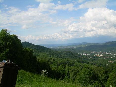 Szabadság hegy - panoráma 4