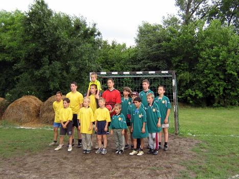 Fiú csapatok 2008.06.07