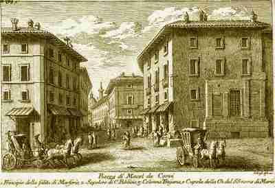 Piazza di Macel de Corvi