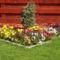Virágok és fenyő ...