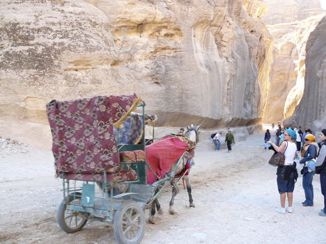Jordánia-Petra