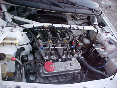 Felicia Kit Car motor