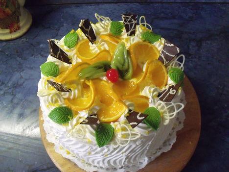 narancs torta