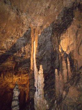 Aggteleki csepkőbarlang. 1