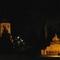Écs, I. világháborús emlékmű és a rk. templom