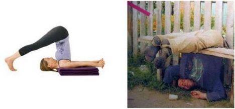 A ráérzéses jóga :)