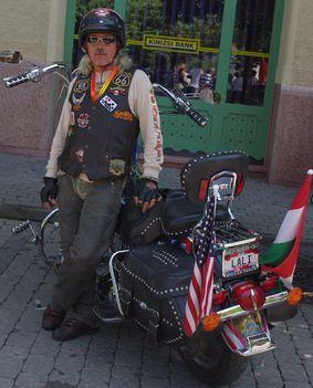 Motoros találkozó2010