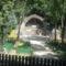 Szenkút szabadtéri templom kert. Itt is mise van ha jó az idő!