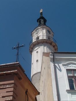 Veszprém tűztornya