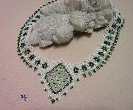 Zöld nyakék