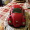 bogár kocsi torta