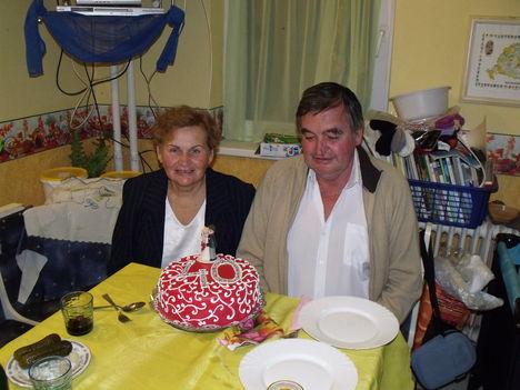 évfordulós torta