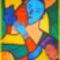 Gellér Erzsébet festménye 3