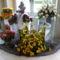 Rózsakötészeti kiállítás