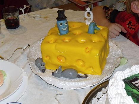 sajtkukac torta