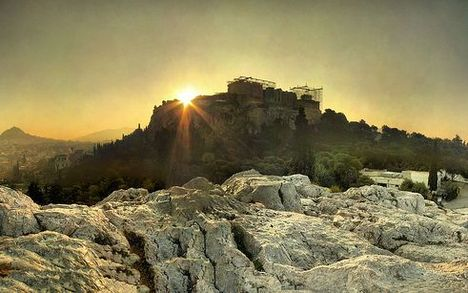 Athéni, Akropolisz