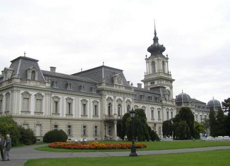 Festetics kastély, Keszthely 2