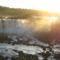 Iguacu, naplementében