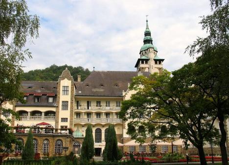 Lillafüredi kastély