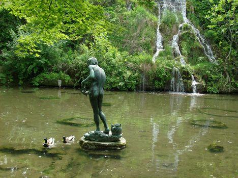 Margitsziget - A tó egyik része (5)