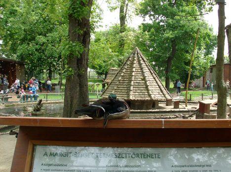 Margitsziget - Az állatkert lakói (1)