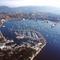 Split tengerpartja