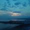 Split tengerpartja hajnalban