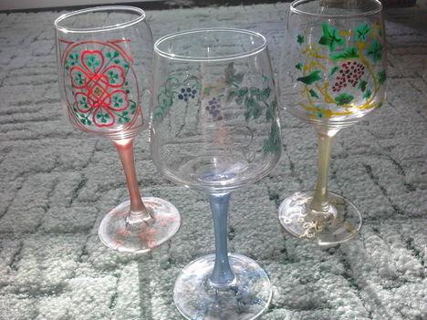 Boros pohár 1-2-3